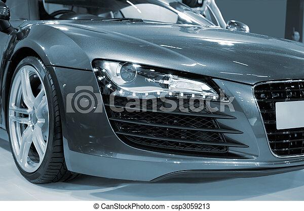 Sportive car - csp3059213