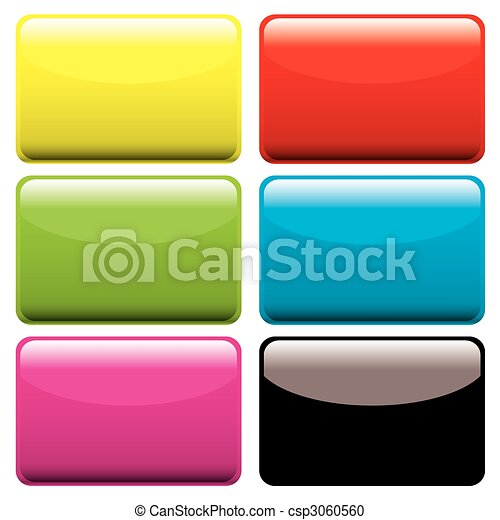 plastic oblong blank - csp3060560
