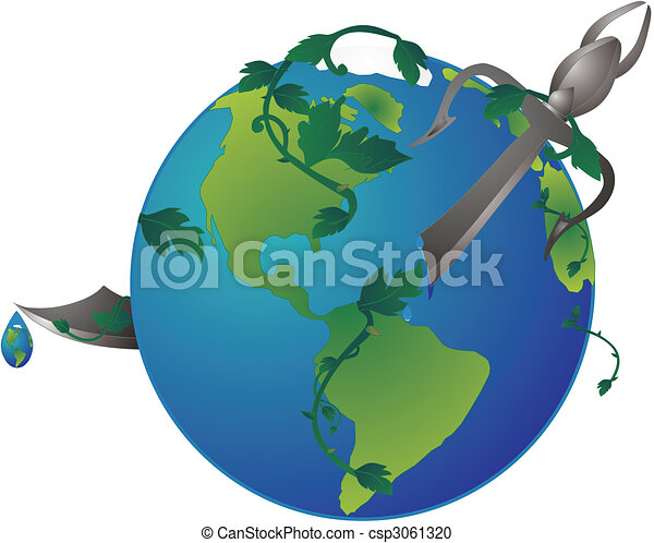 Vector clipart of killing mother earth with our misuse of her elements csp3061320 - Mother earth clipart ...