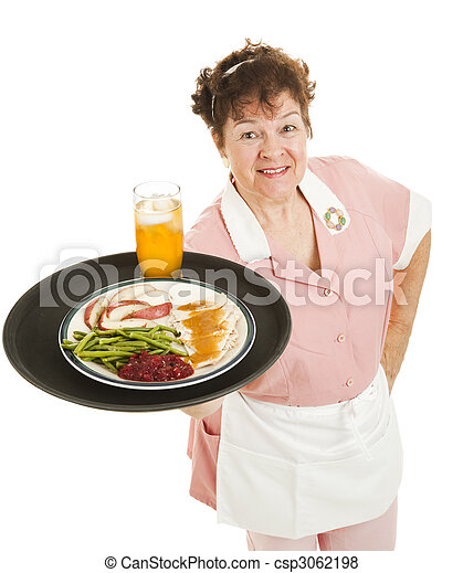 Waitress -