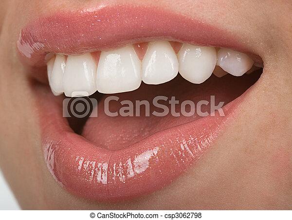Teeth - csp3062798