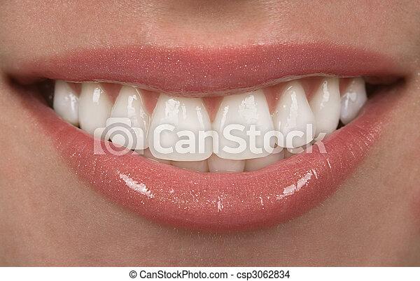 Teeth - csp3062834