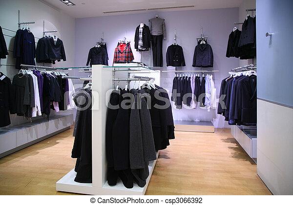 clothing department - csp3066392