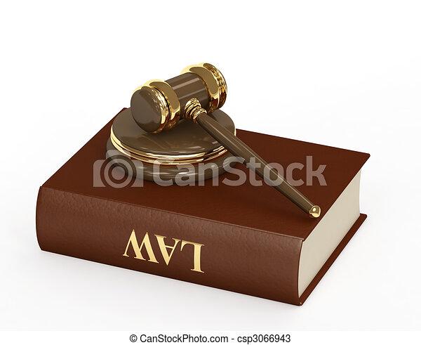 Law - csp3066943