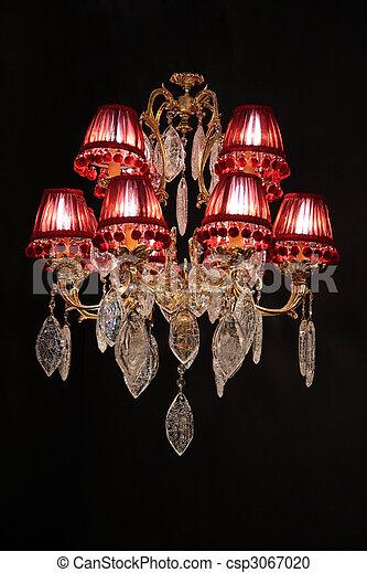 luxury chandelier - csp3067020