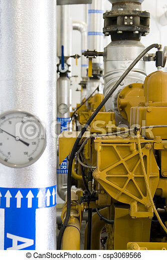 Gas recovery plant, vertical - csp3069566