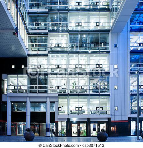 Empty Offices - csp3071513