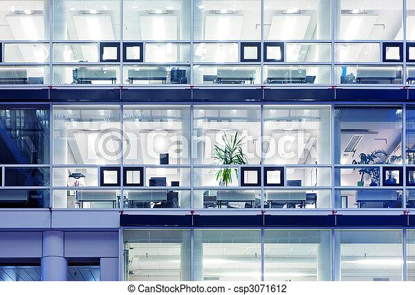 Stock fotos de cub culos oficina cub culos en un for Cubiculos para oficina precios