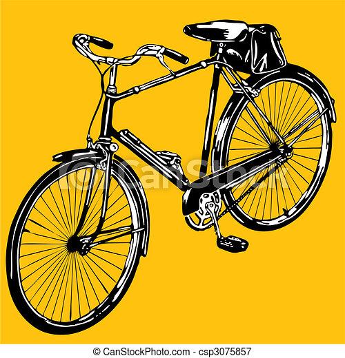 自転車の 古い自転車 : , 古い, クラシック, 自転車 ...
