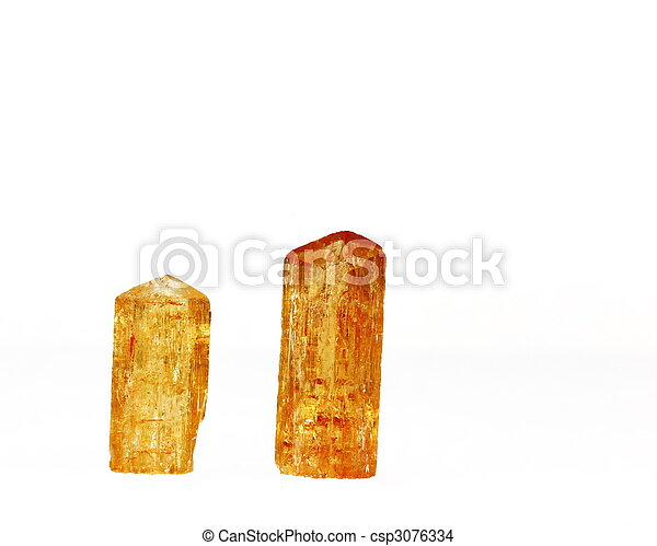 Cristales,  imperial, topacio - csp3076334