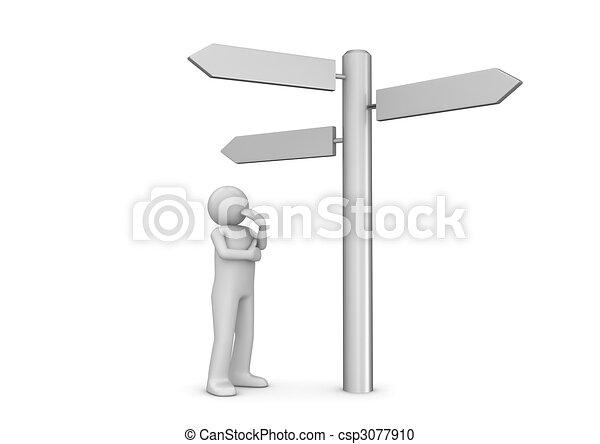 Choose your way - csp3077910