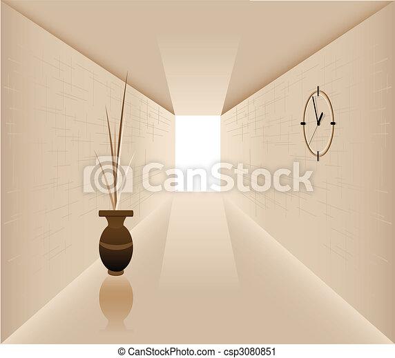 Corridor - csp3080851