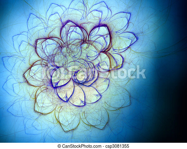 Softness abstract background - csp3081355