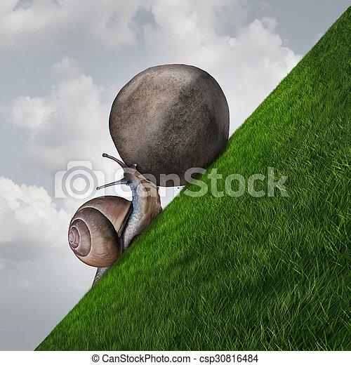 Images de pers v rance perseverance symbole et sisyphus symbole csp30816484 - Symbole de la perseverance ...
