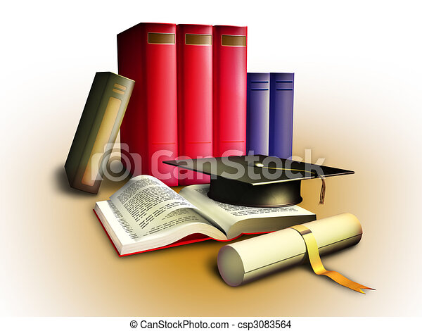 College education - csp3083564