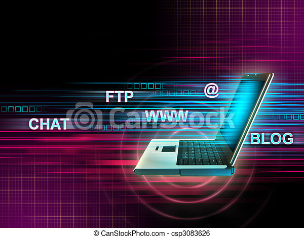 Internet services - csp3083626