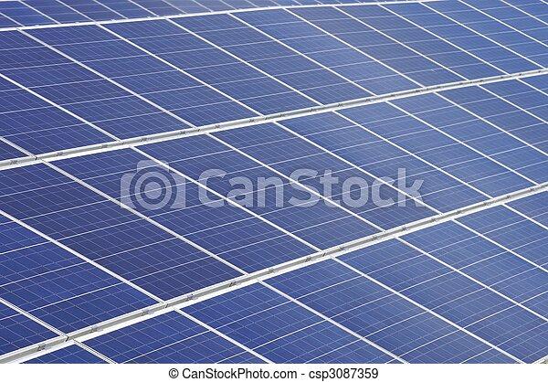 photovoltaic panel - csp3087359