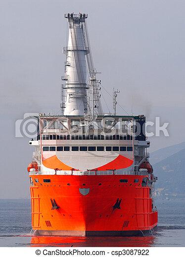 Offshore Vessel A3 - csp3087922