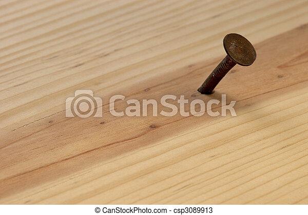 rusty nail - csp3089913