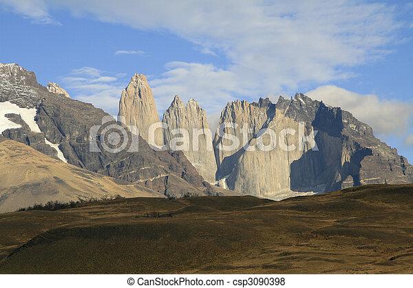Torres del Paine - csp3090398