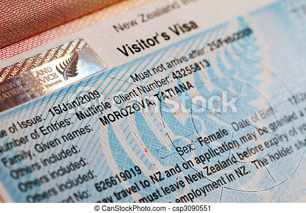 Visa - csp3090551
