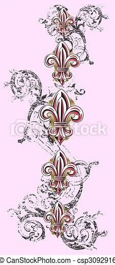 scroll pattern - csp3092916