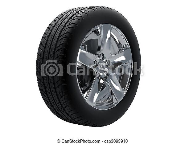 Tires - csp3093910
