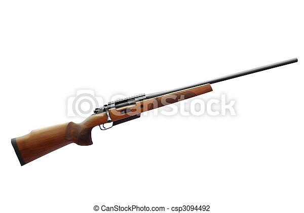 hunting rifle - csp3094492
