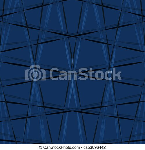 computer generated colorful abstract background - csp3096442