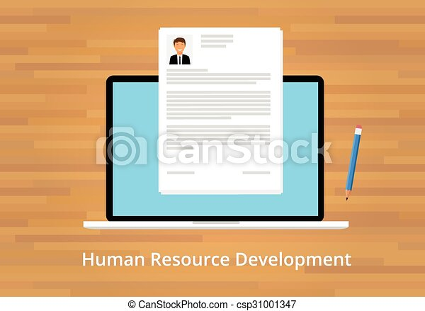 human resource development clip art � cliparts
