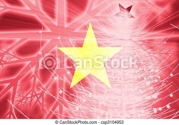 zeichnungen von fahne vietnam weihnachten feiertage. Black Bedroom Furniture Sets. Home Design Ideas