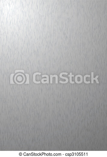 silver metal background - csp3105511