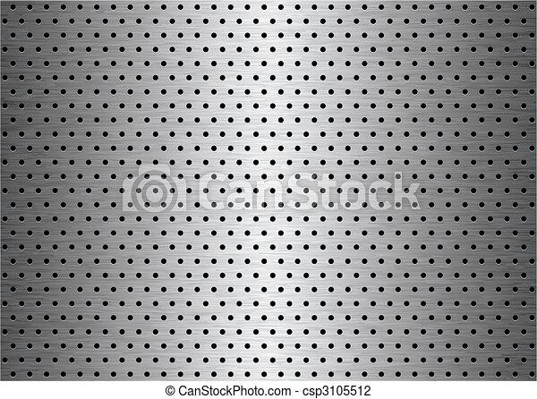 sheet metal background - csp3105512