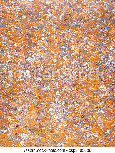 french marbled paper 3 - csp3105686