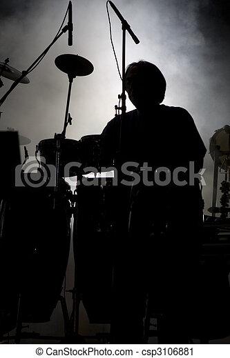 Percussion performer - csp3106881