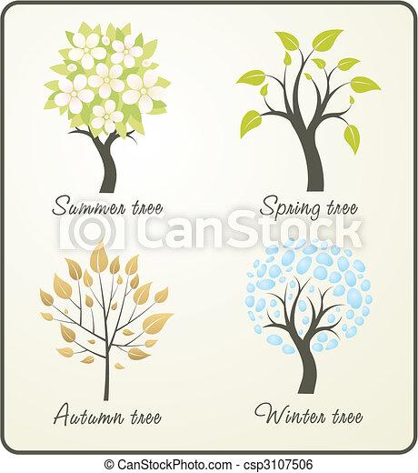 season tree  - csp3107506