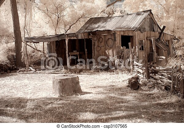 stock images of old western cabin old abandoned cabin log cabin clip art free log cabin clipart black and white