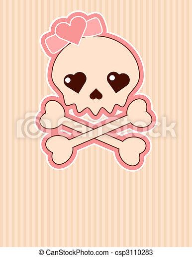 Skull - csp3110283