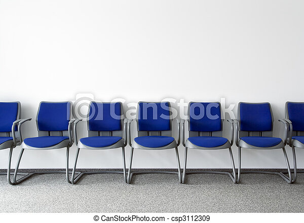 Ordinary waiting room - csp3112309