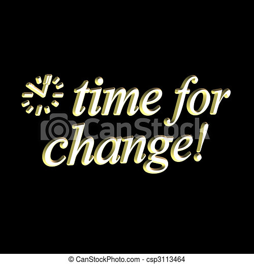 time for change - csp3113464