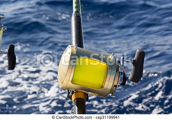 Marlin fishing - csp31199941