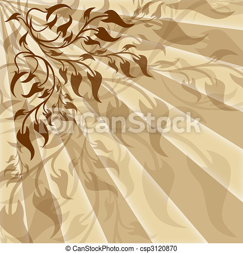 branches and leaves    - csp3120870