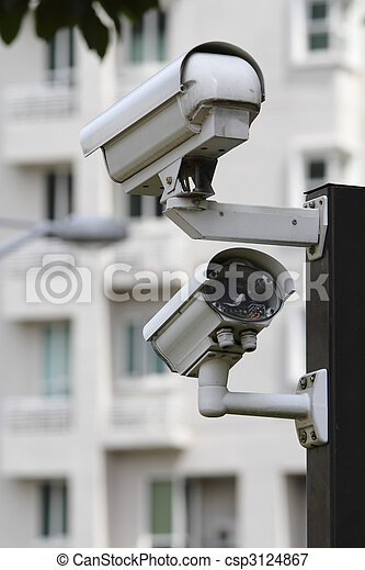 Security camera - csp3124867