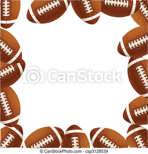 Sports balls.Vector illustration  - csp3128539