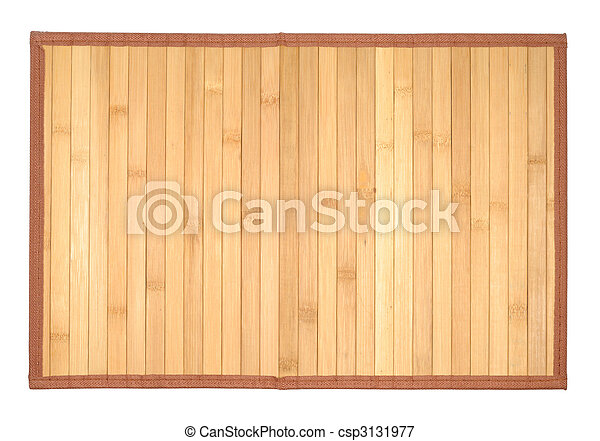 Wooden Table-cloth - csp3131977