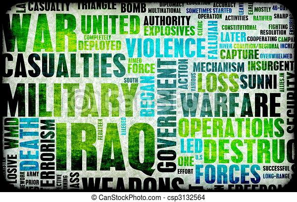 iraq war clip: