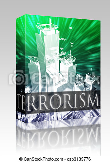 Terrorism attack box package - csp3133776