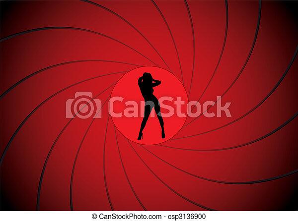 bond gun barrel - csp3136900