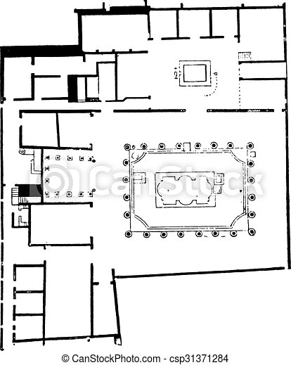 Maestra De Ingles Y Primaria Vocabulario De La Casa House Vocabulary also Plan Plan Of 30 Feet By 60 Feet Plot 1800 Squre Feet Built Area On 200 Yards Plot Plan Code 1303 further Plan Of The House Of The Nereids Vintage Engraving 31371284 additionally Plan For 30 Feet By 30 Feet Plot  Plot Size 100 Square Yards  Plan Code 1305 together with Fireplaces A Construction Primer. on 20 by 30 house plans