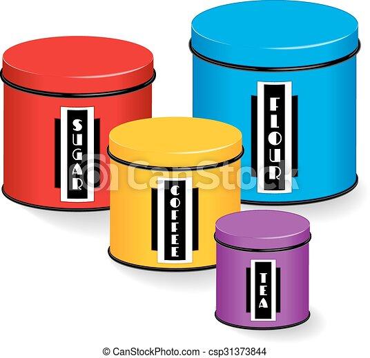 Colorful Kitchen Canisters Sets modren colorful kitchen canisters sets unique mushroom shape